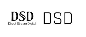 dsd audio file logo colibri
