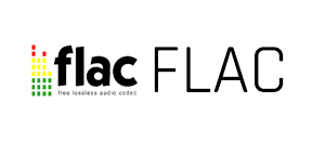 flac audio file logo