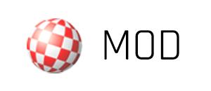 mod audio file logo